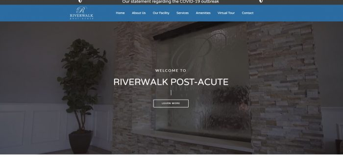 River walk post acute